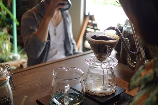 「ON THE TABLE」出店者のご紹介 coffee cart SHAKAさん。_e0060555_19312338.jpg