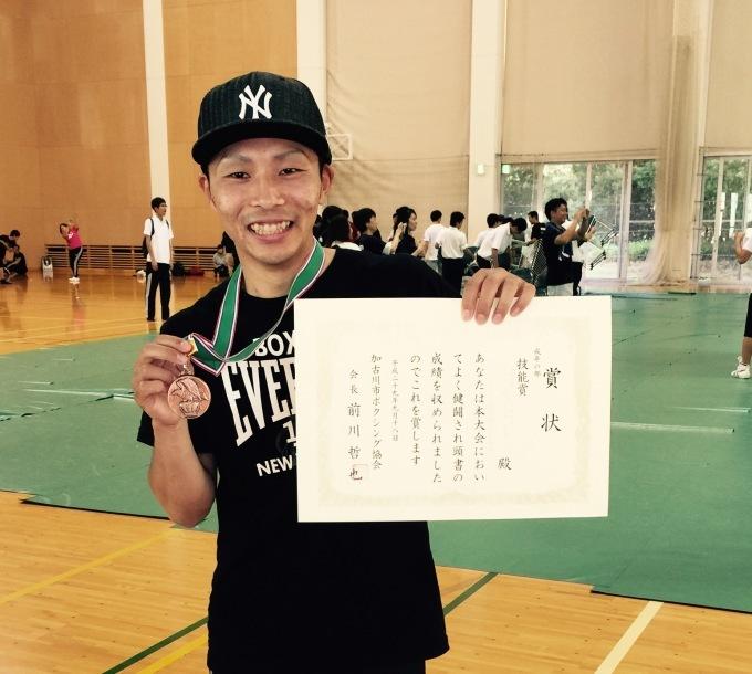 今日は加古川でアマチュア試合_d0137112_19313042.jpg