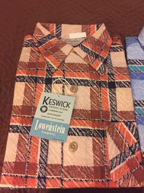 アメリカ仕入れ情報#55 デッドストック発見25 50s プリント ネルシャツ、コーデュロイシャツ&60sシャツ_c0144020_14091297.jpg