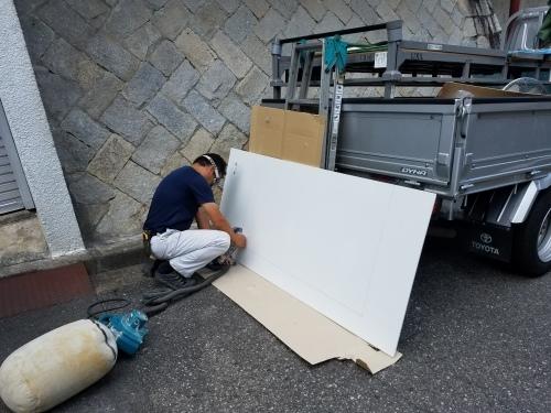 M様邸(西区三滝本町)ユニットバスリフォーム工事_d0125228_08243676.jpg