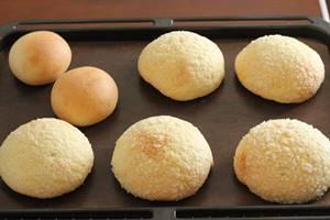 パン教室で「メロンパン」!_a0165538_08240551.jpg