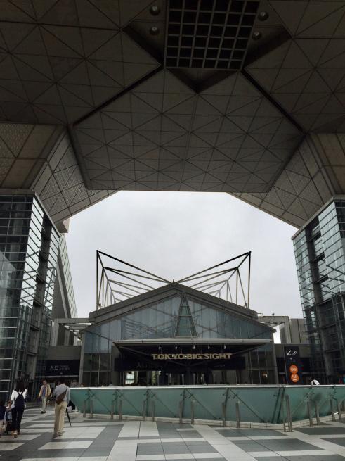 東京ビッグサイト☆_f0183846_19370882.jpg