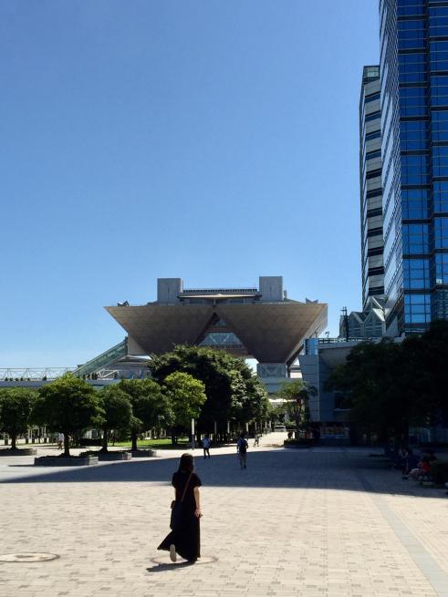 東京ビッグサイト☆_f0183846_19451524.jpg