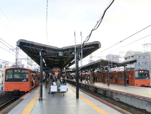 大阪環状線 201系_d0202264_1851949.jpg