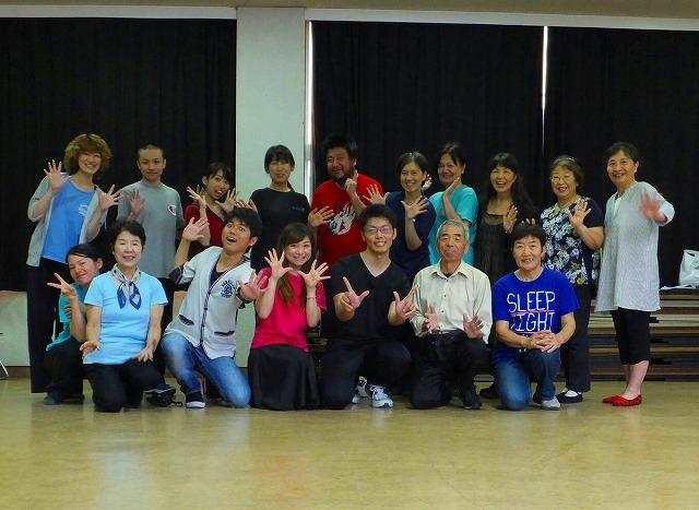 Musical 有間皇子 稽古風景ー2_b0326483_21355661.jpg