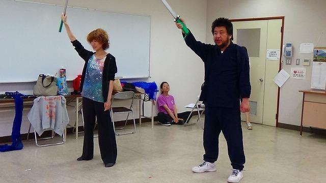 Musical 有間皇子 稽古風景ー2_b0326483_21361233.jpg