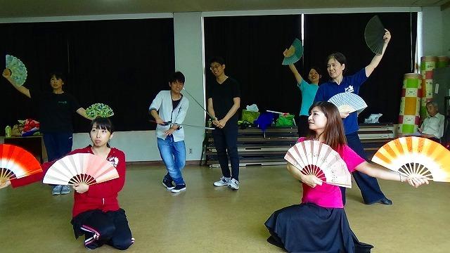 Musical 有間皇子 稽古風景ー2_b0326483_21362279.jpg