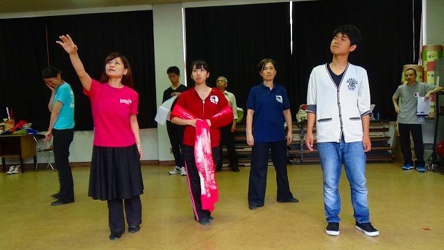 Musical 有間皇子 稽古風景ー2_b0326483_21363416.jpg