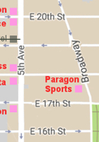 1908年創業のNYの老舗スポーツ店「パラゴン・スポーツ」Paragon Sports_b0007805_21461819.jpg