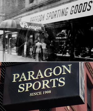 1908年創業のNYの老舗スポーツ店「パラゴン・スポーツ」Paragon Sports_b0007805_21463653.jpg