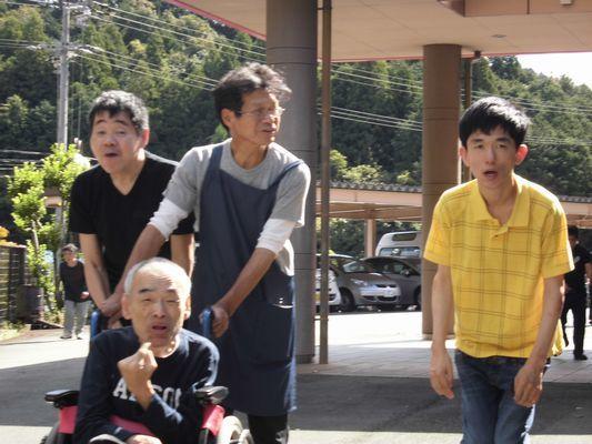 9/18 日中活動_a0154110_11551235.jpg