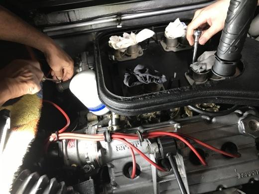 湿度の高いガレージでの保管の危険性_a0129711_13142310.jpg