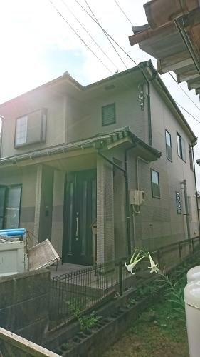 M様邸(安佐南区長楽寺)外壁塗装・内窓工事_d0125228_21053114.jpg