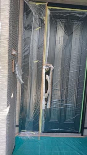 M様邸(安佐南区長楽寺)外壁塗装・内窓工事_d0125228_21554152.jpg