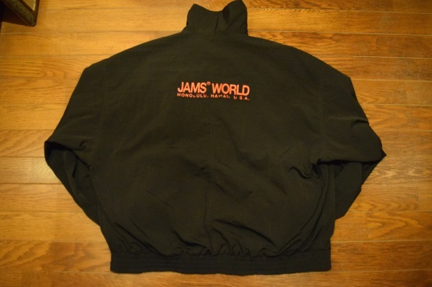 "1980's \""JAMS WORLD\"" ナイロンジャケット!!!_c0355834_20413664.jpg"