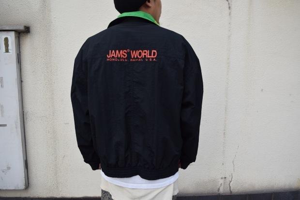 "1980's \""JAMS WORLD\"" ナイロンジャケット!!!_c0355834_20441384.jpg"