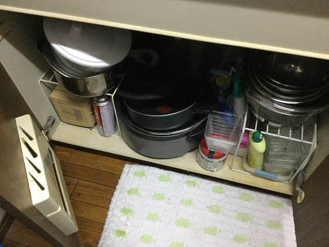 賃貸第一弾  キッチン水栓交換_f0031037_20093412.jpg