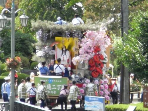 ~お八幡さんのお祭り~ 盛岡八幡宮例大祭 編_c0177259_20112626.jpg