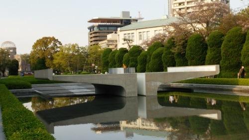 広島平和記念公園にて -平和を愛す―_e0199780_10243793.jpg