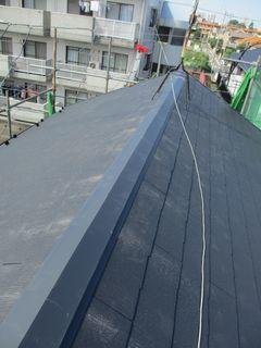 練馬区の北町で、屋根取り替え工事 完了_c0223192_22593413.jpg