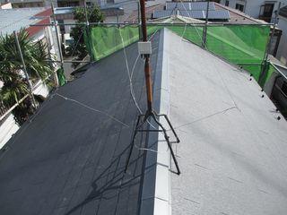 練馬区の北町で、屋根取り替え工事 完了_c0223192_22593828.jpg