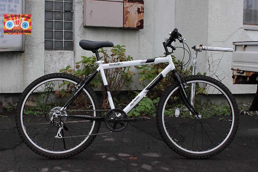 中古 マウンテンバイクルック自転車_e0126901_18060116.jpg