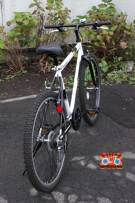 中古 マウンテンバイクルック自転車_e0126901_18060404.jpg