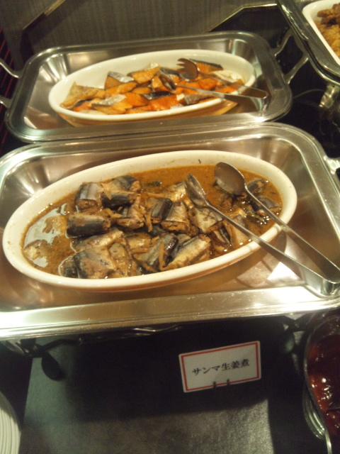 札幌すみれホテル 朝食ブッフェ_f0076001_23434444.jpg