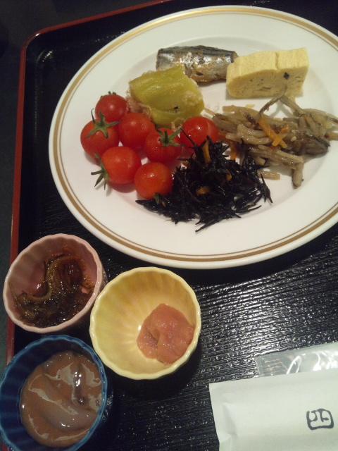 札幌すみれホテル 朝食ブッフェ_f0076001_23481017.jpg