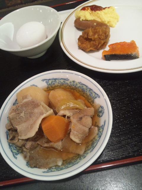 札幌すみれホテル 朝食ブッフェ_f0076001_23491051.jpg