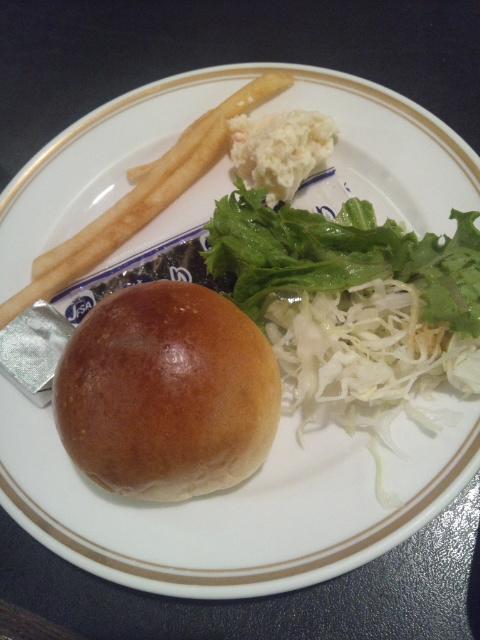 札幌すみれホテル 朝食ブッフェ_f0076001_2351088.jpg