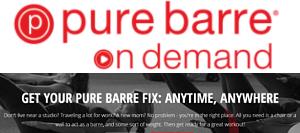 米国最大のフランチャイズ・チェーン・バレエ式エクササイズ教室「ピュア・バール」Pure Barre_b0007805_2219471.jpg