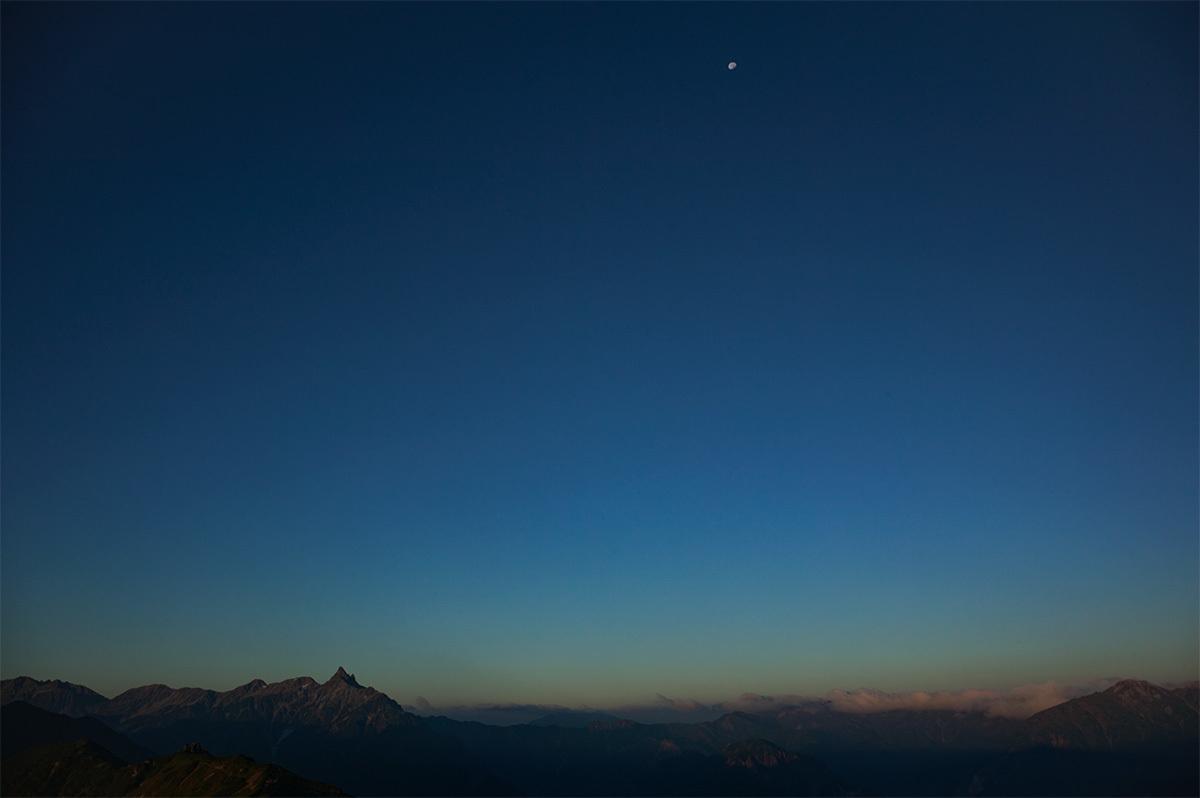 遥かなるヤリの呼び声 From Mt.Tsubakuro-dake  #CANON 1Ds_c0065410_22081557.jpg