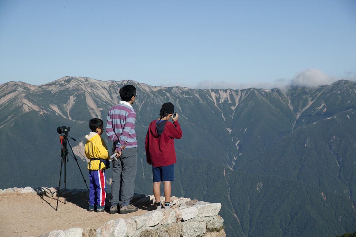 遥かなるヤリの呼び声 From Mt.Tsubakuro-dake  #CANON 1Ds_c0065410_22082330.jpg