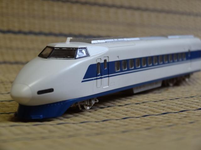 TOMIX 100系新幹線 X0 : 燕雀鉄道白津機関区活動日誌