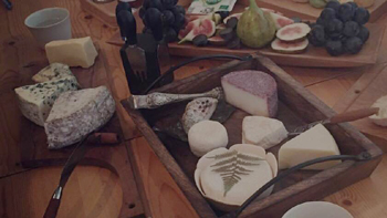 salón de tetillaのチーズとちどりの料理_a0251920_11392634.jpg