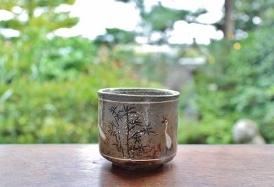 伊藤明美 懐石 茶陶展 25日まで開催中です_a0279848_16011155.jpg