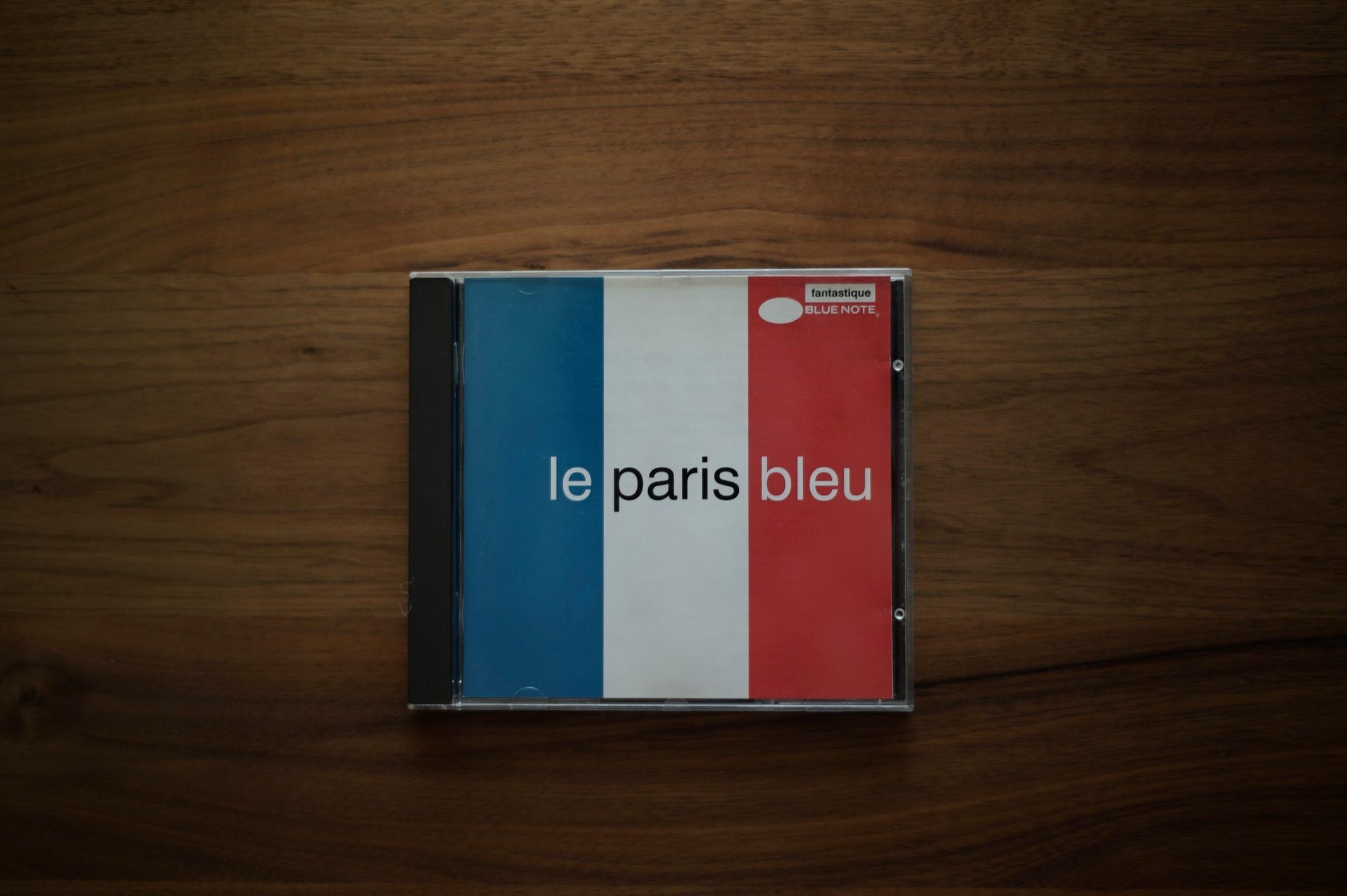 待望の秋のはじまりの音...そして巴黎の想ひ出_f0057849_8375017.jpg