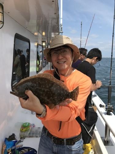 8月27日(日)のチャーター船での釣り大会の報告_b0103758_11462406.jpg