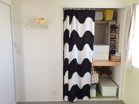 和室改造計画*押入れ収納完成!!③_d0291758_2382424.jpg