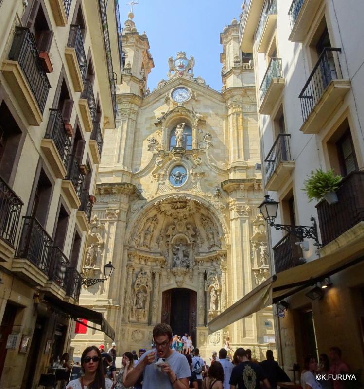美食の街 サン・セバスティアンを歩く_a0092659_00541051.jpg
