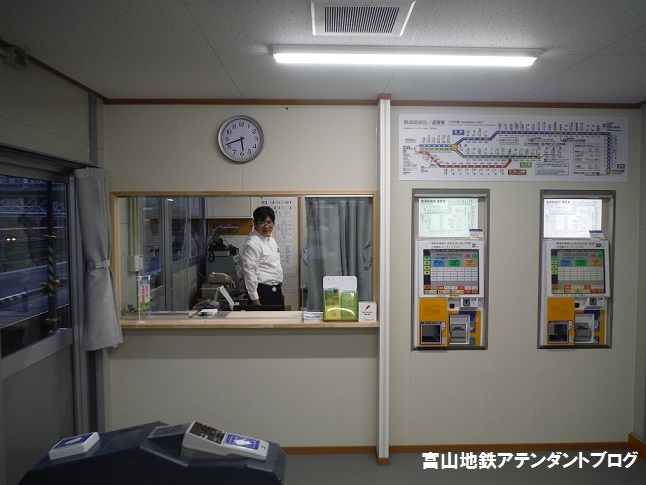 宇奈月温泉駅の仮駅舎がオープンしました_a0243562_11531683.jpg