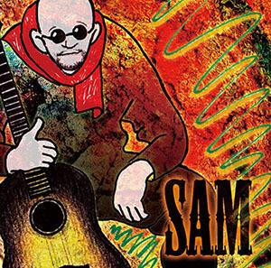 虎の門ニュースでSAMさんのCDが紹介されていました_a0238072_08463561.jpg