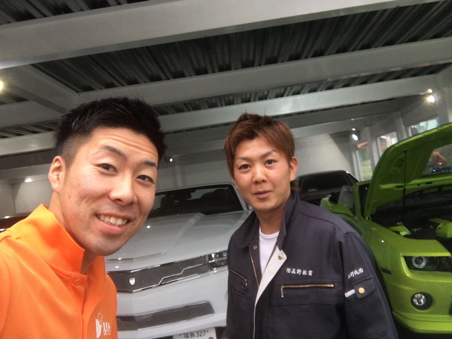 9月20日(水)TOMMY BASE ともみブログ☆マジェスタ ランクル QX56_b0127002_11042345.jpg
