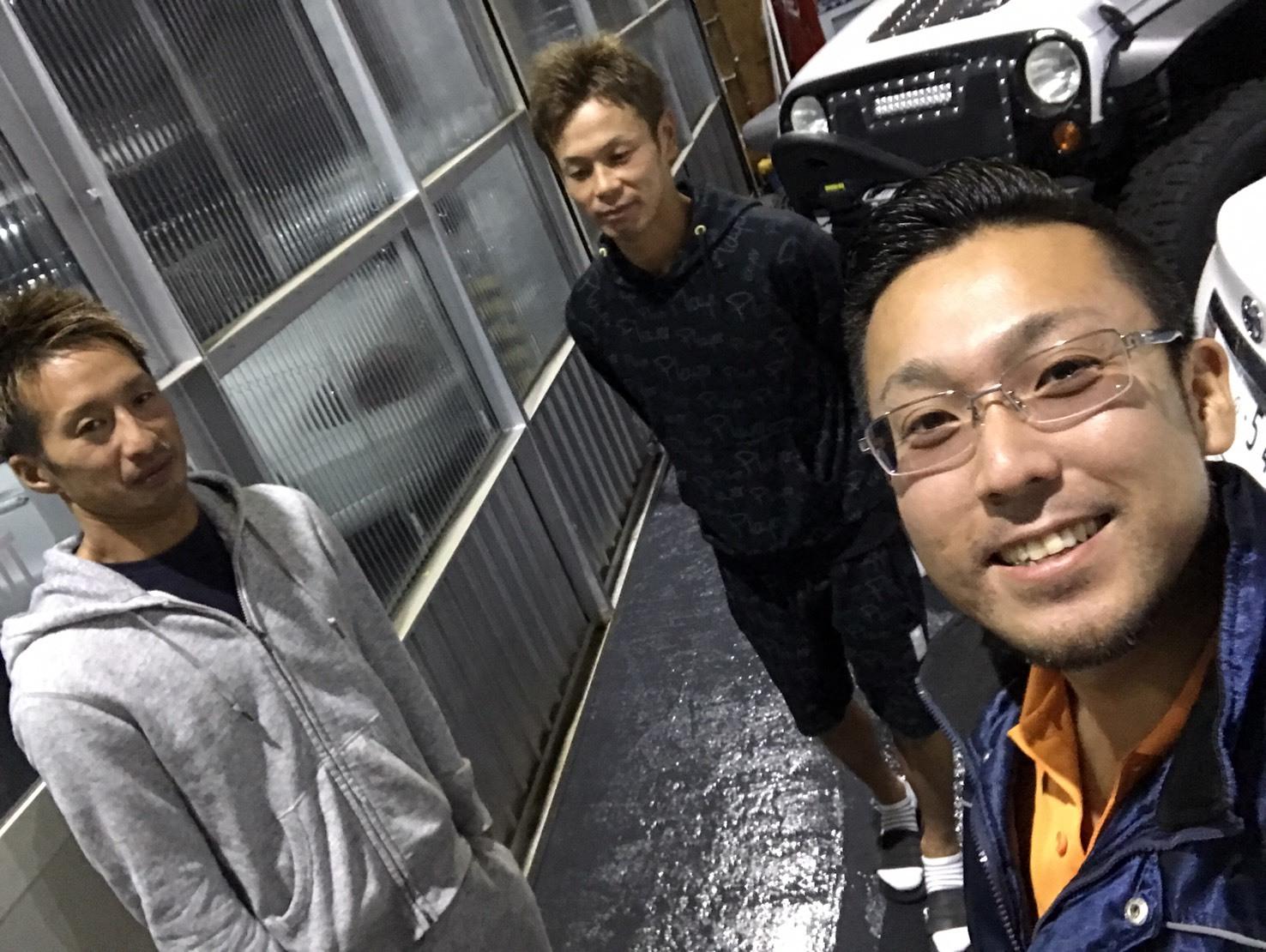 9月20日(水)TOMMY BASE ともみブログ☆マジェスタ ランクル QX56_b0127002_11051506.jpg