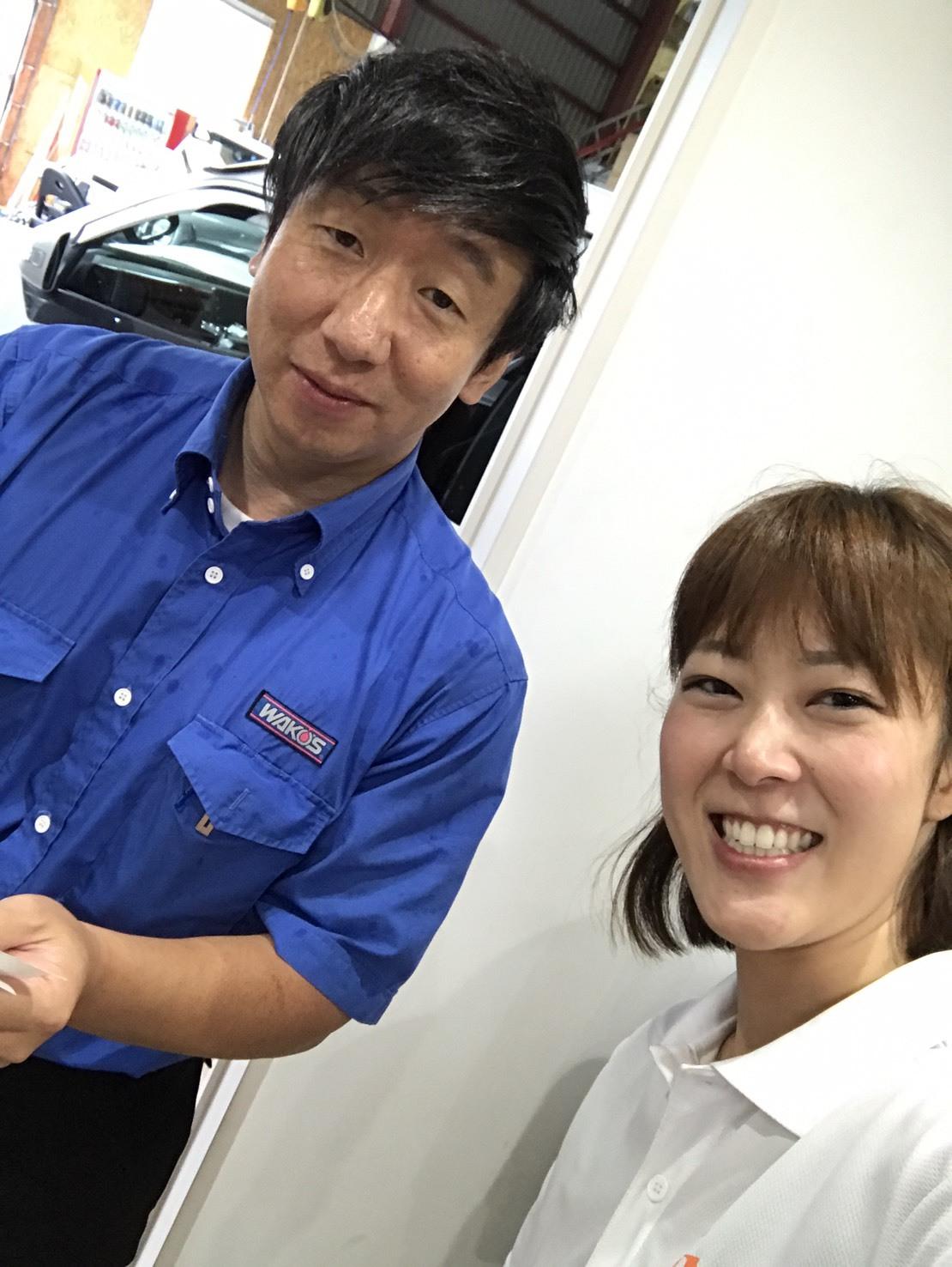 9月20日(水)TOMMY BASE ともみブログ☆マジェスタ ランクル QX56_b0127002_11074666.jpg