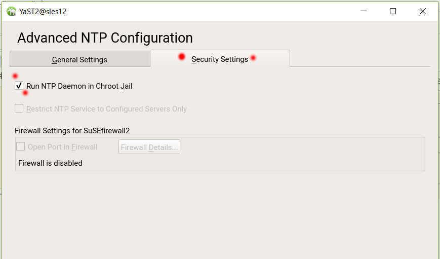 SUSE Linux (SLES12) を YaST で NTP の設定_a0056607_16020532.jpg