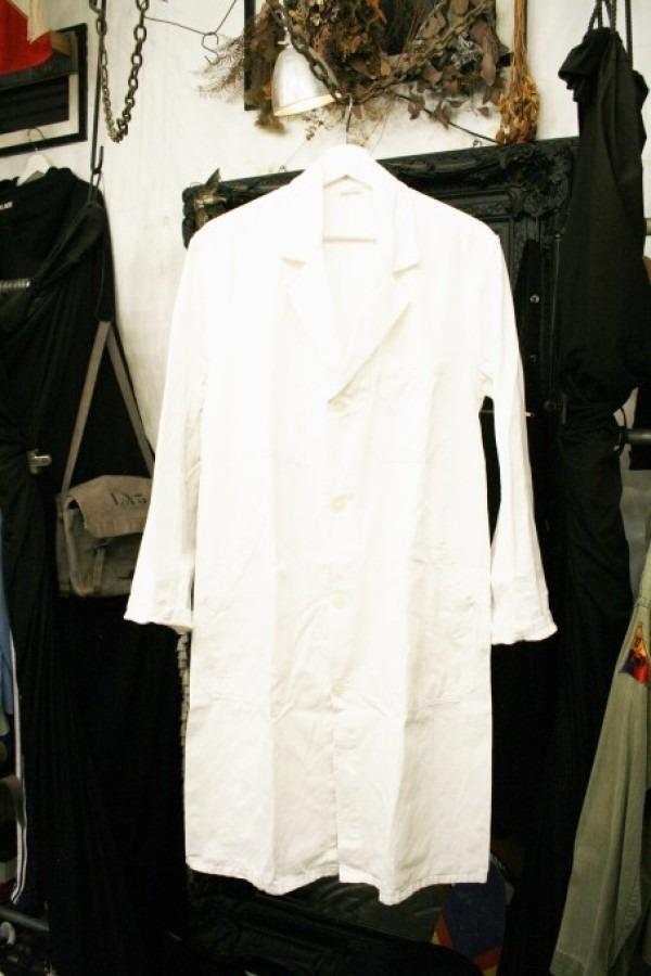 最近の色々 髪型とか猫とかお土産とか (入荷メンズ フランスの古~い白いもの、ちょっと古い白いもの_f0180307_22161370.jpg