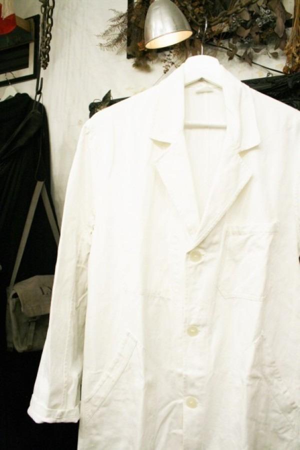 最近の色々 髪型とか猫とかお土産とか (入荷メンズ フランスの古~い白いもの、ちょっと古い白いもの_f0180307_22161629.jpg