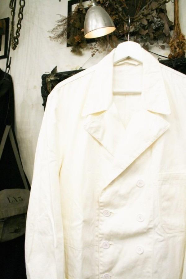 最近の色々 髪型とか猫とかお土産とか (入荷メンズ フランスの古~い白いもの、ちょっと古い白いもの_f0180307_22171365.jpg